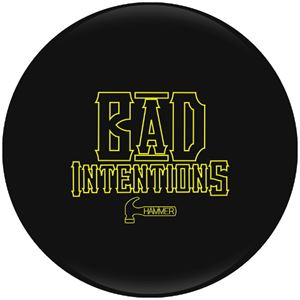 Win a Hammer Bad Intentions bowling ball
