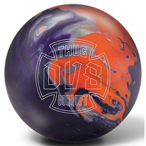 Win a DV8 Thug Corrupt bowling ball