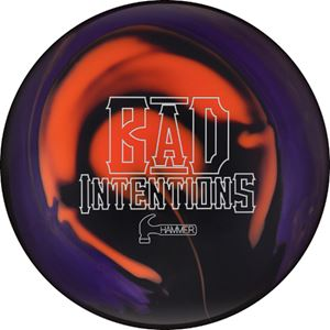 Win a Hammer Bad Intentions Hybrid bowling ball
