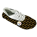 NFL Pittsburgh Steelers Shoe Covers