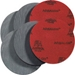 Abralon Pads 6 Pack (1 of Each Grit)