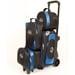 Pro Line 2-3-4 Deluxe Roller Black/Blue
